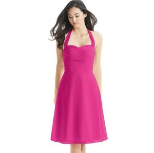 AZAZIE KINLEY Fuscia Women's Dress